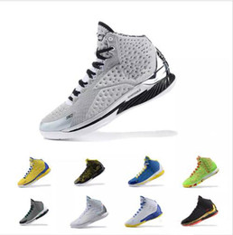 6ddb77357eec UA The Moment MVP PE USA 30 Stephen Curry 1 Champion men basketball shoes  Athletic Sports Sneakers Cushion trainers Size US7-12 EUR 40-46