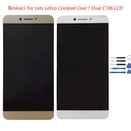 Coolpad digitizer online shopping - Original Display For Letv LeEco Coolpad Cool Dual C106 LCD Display Touch Screen Panel Digitizer Assembly