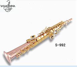 $enCountryForm.capitalKeyWord UK - New Japan YANAGISAWA S992 B flat Soprano saxophone High Quality musical instruments YANAGISAWA Soprano professional free shipping