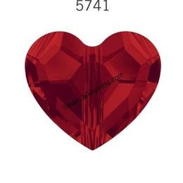 (1 шт.) 100% оригинальный кристалл от Swarovski 5741 вертикальное отверстие любовь шарик из Австрии свободные горный хрусталь DIY ювелирных изделий
