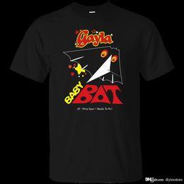 Hip Hop Clothing Babies NZ - Baby Bat Kite Gayla T-Shirt Retro Toy Fun T-Shirt Tee Shirt Pure Cotton Crew Neck T Shirt Man Summer Short Sleeve Hip Hop Brand Clothing