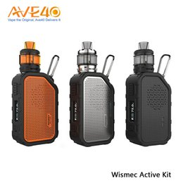 China Wismec Active Kit With 80W with 4.5ml Amor NS Plus Tank & ACTIVE Mod Built-in 2100mAh With Bluetooth Speaker Funtion 100% Authentic cheap speaker active suppliers