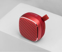 quality player Canada - Sound Support High Quality Portable Mini Speaker Bluetooth V4.2 Wireless Speakers Stereo TF Card Aux for iphone xs samsung huawei
