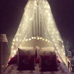 3x3m 220v 300 Led luces de la cortina del banquete de boda de hadas interior / decoración del jardín Navidad luces de hadas del jardín al aire libre Inicio