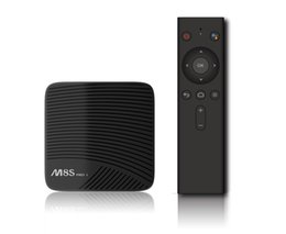 M8s Amlogic Android Box NZ - MECOOL M8S PRO L Android TV OS Netflix 1080P 3GB 32GB YouTube 4K TV Box with Voice Remote Amlogic S912 802.11ac WiFi