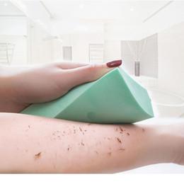 $enCountryForm.capitalKeyWord Australia - 1pcs Bath Sponge Exfoliating Wash Body Skin Spa Massage Back Shower Sponge Scrubber Cleaner Washing Pad Bath Accessories