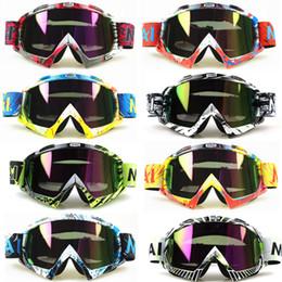 $enCountryForm.capitalKeyWord Australia - 2018 Motorcycle Protective Gears Flexible Cross Helmet Face Mask Motocross Goggles ATV Dirt Bike UTV Eyewear Gear Glasses