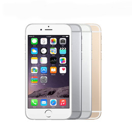 unlock iphone wifi 2020 - Apple iPhone 6s plus 6splus i6s plus 16 32 64 128GB iOS With Fingerprint WCDMA LTE Original WIFI GPS Refurbished Unlocke