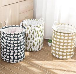 $enCountryForm.capitalKeyWord NZ - laundry basket storage large basket for toys foldable washing basket dirty clothes sundries storage baskets box
