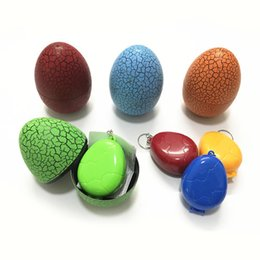 Wholesale Multi colors Dinosaur Egg Virtual Cyber Digital Pet Game Toy Tamagotchis Digital Electronic E Pet Christmas Gift