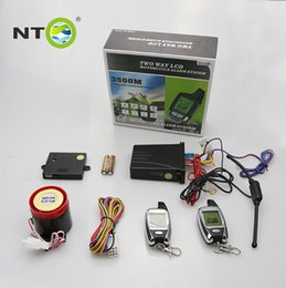Scooter Alarms NZ - Motorcycle Protection Security System DC 12V TWO Way Alarm for Motorbike Anti-theft Safety Automotive Alarm Scooter Moto Alarm