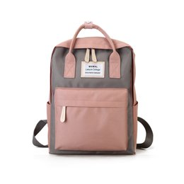 Cute baCkpaCks for College women online shopping - 2018 Women female Backpack Canvas Bags for Women Big Laptop Backapcks for College Student Cute Travel Bag