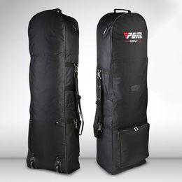 Golfbag Reisen mit Rädern Große Kapazität Aufbewahrungstasche Praktische Golf-Luftfahrttasche Faltbare Flugzeug Reisen Taschen Golfbag