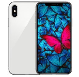 Carga inalámbrica ERQIYU goophone Xs Max Dual sim Touch ID desbloqueado 6.5inch Octa Core se muestra 4G LTE 4G RAM 128GB ROM Smartphones