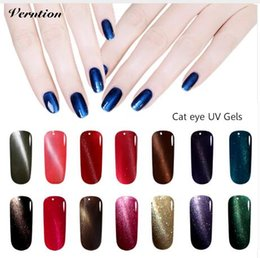 Nail Gel 3d Cat Eye Nail Polish Magnetic Aurora Series Magic Stick Gradient 10ml Varnish Nail Art Lucky Lacquer Semi Permanent Nails Art & Tools