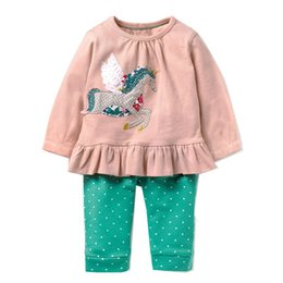 China Toddler Girls Autumn Clothing Sets Fashion Kids Skirts Outfit for Girls Clothes Set Princess Children Tracksuits cheap american brands for kids clothes suppliers