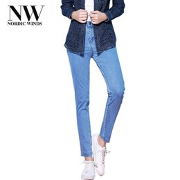 $enCountryForm.capitalKeyWord Canada - NordicWinds Skinny Jeans Woman Femme Big Size Stretch Pencil Thick Jeans Women's Denim Trousers Jean Pants Free Shipping 2018
