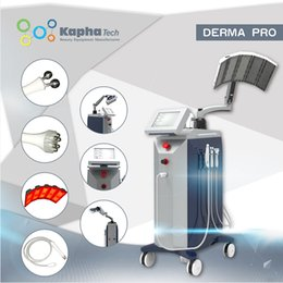 China Supply 2018 New Hydrafacial Beauty Machine with LED Phototherapy Red ,Yellow, blue and mixed light