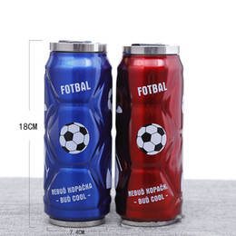 China Wholesale 18oz Cola Shaped Water Bottle with Straw Coffee Mugs Teapot Thermos Kettles Sport 304 Stainless Steel Tumblers Travel Camping supplier teapot shapes suppliers
