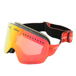 $enCountryForm.capitalKeyWord Canada - Kids Ski Goggles Boys Girls Snowboard Double Anti-Fog UV400 Protection Ski Glasses Mountaineering Mirror Winter Snow Sports