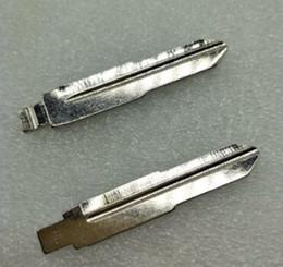 Chevy Wholesale Australia - 10Pcs lot Best Top Middle Slot NO. 131 Car Key Blade For Luxgen U6 U5 Modified Flip Remote
