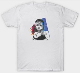 French Books NZ - LES MISERABLES T SHIRT FILM MOVIE FRANCE FRENCH BOOK NOVEL
