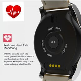 $enCountryForm.capitalKeyWord NZ - Kingwear kw28 kw18 for xiaomi huawei  gear s2 amazift reloj intelligent with heart rate monitor stopwatch wristwatch men