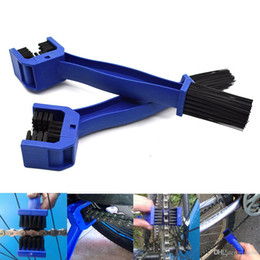 $enCountryForm.capitalKeyWord Australia - For 1pcs Bike Bicycle Chain Cleaning Brush bicycle set Motorcycle Speed Cleaning Scrubber Tools Portable Bike Chain Brush KitFor Bike Chain
