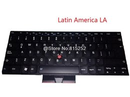 Chinese  Laptop keyboard For lenovo For Thinkpad X1 Hybrid Traditional Chinese TW Latin America LA Iceland ICE Black 04W0996 04W2773 New manufacturers