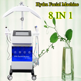 InjectIon beauty online shopping - Hydra facial machine Skin Cleaning rejuvenation Hydro Microdermabrasion oxygen injection home use diamond dermabrasion beauty equipment