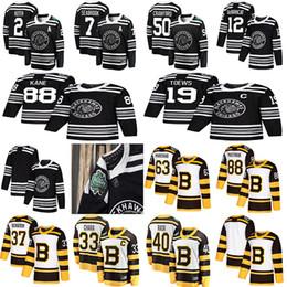 Chinese  2019 Winter Classic Chicago Blackhawks Boston Bruins Toews DeBrincat Patrick Kane Seabrook Crawford Pastrnak Bergeron Marchand hockey jersey manufacturers