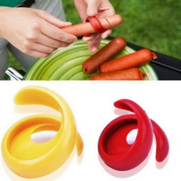 $enCountryForm.capitalKeyWord UK - 2pcs Plastic Manual Spiral Hot Dog Cutter Slicer Fancy Sausage Cutting for barbecue tool set kitchen accessories