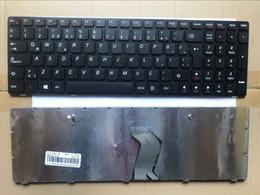 Lenovo Keyboards For Laptop Australia - Laptop For Lenovo G500 G505 Black TR Turkish Keyboard