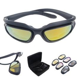 China Polarized Motorcycle Lens Sun Glasses Protective Goggles Sports Wrap Riding Running Cycling Biker Windproof cheap motorcycle sun glasses suppliers