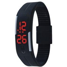 Digitale Uhren Männer Frauen Sport Led Digital Uhr Hand Ring Uhr Led Sport Mode Elektronische Uhr Silikon Elektronische Uhr Relogio Y50 Herrenuhren