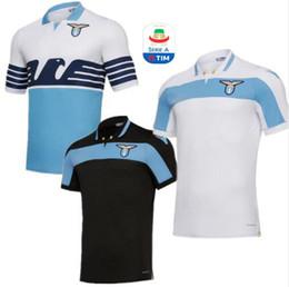 8084f61e3 Thai quality Maglie calcio Ciro Immobile Lazio soccer jerseys 2019 Camiseta  Maillot de Foot Italian serie A patch football shirts 18 19