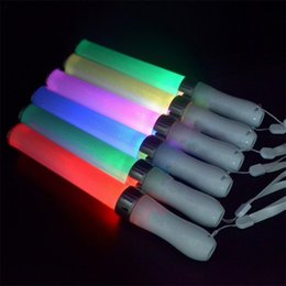 Vocal Concerts Glow Stick 15 Colors Change Glowing Led Magic Wand Sticks Highlight Flashing Commercial Lighting
