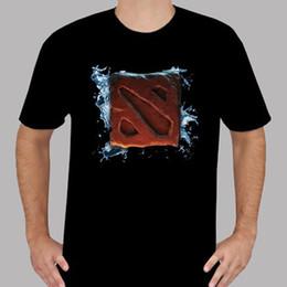 $enCountryForm.capitalKeyWord NZ - Rare Dota 2 Game Logo Defense of The Ancients T-Shirt