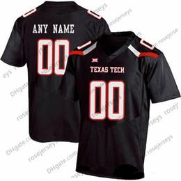 RaideR white online shopping - NCAA Texas Tech Red Raiders Antoine Wesley Jett Duffey Colt Garrett SaRodorick Thompson College Football Black White TTU Jerseys