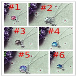 Lucky fish jeweLry online shopping - DHL Dream Romantic Maritime Princess Mermaid Fish Scales necklace Lucky Girl Necklace Good Sister Pendant Fashion Female Jewelry