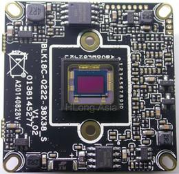 "Discount cctv ip module - IPC 1920 x 1080 (1080P) 1 2.8"" SONY Exmor IMX322 image sensor Hi3516 CCTV IP camera module PCB board"