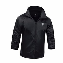 Skin Jacket Brown UK - Navy Seals Army Tactical Camouflage Skin Jacket Men UPF40+ Thin Waterproof Raincoat Windbreaker Breathable Hood Clothes