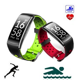 $enCountryForm.capitalKeyWord Canada - Smart Bracelet Q8 Wristband Heart rate IP68 Waterproof Fitness tracker Sport Band Wearable Devices Smart Watch for Android IOS
