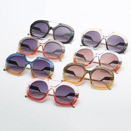 $enCountryForm.capitalKeyWord UK - Irregular Sunglasses Fashion Women Chic Flat Top Frame UV400 Brand Designer Sunglasses Women Eyewear Sun Glasses