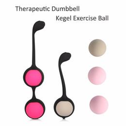 Tools For Sex Australia - Therapeutic Dumbbel Kegel Exercise Ball,Women Vagina Balls to Make Vagina Tighten Exercise Machine,Adult Sex Toys Tool for Woman Y18110305