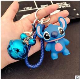 $enCountryForm.capitalKeyWord Australia - Car key ring Woven key chain lovers bag bell