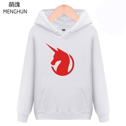 $enCountryForm.capitalKeyWord Canada - Winter costume Anime fans gift hoodies men's anime Gudam 0096 unicorn gundam logo printing hoodies warm costume ac744