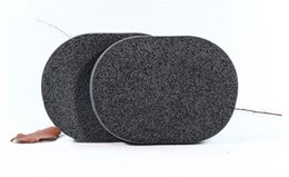 $enCountryForm.capitalKeyWord NZ - Soft Natural Black Bamboo Charcoal Face Cleaning Sponge Beauty Facial Wash Cleaning Puff Hot Sale W8262