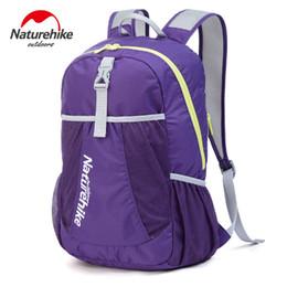 NatureHike Backpack Sport Men Travel Backpack Women Backpack Ultralight  Outdoor Leisure School Backpacks Bags 22L e34684fc4ecde