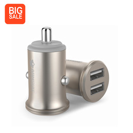 Usb Car Charger Huawei NZ - Mini USB Tabket Charger 4.8A Dual Port USB Charger Super Speed Smart for car Xiaomi Huawei LG Phones PC tablet